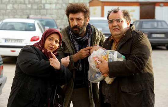 علی انصاریان در فیلم اژدر