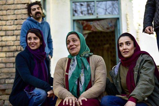شبنم مقدمی در فیلم سینمایی خجالت نکش