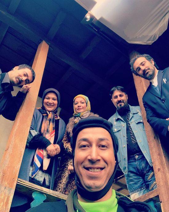 بهرام افشاری در پایتخت 6