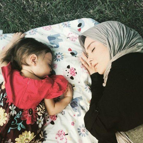 دختر الناز حبیبی در فیلم دردسرهای عظیم