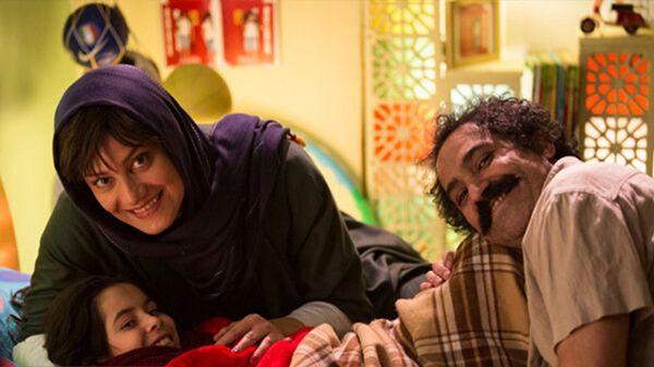 شبنم مقدمی در فیلم خداحافظ دختر شیرازی