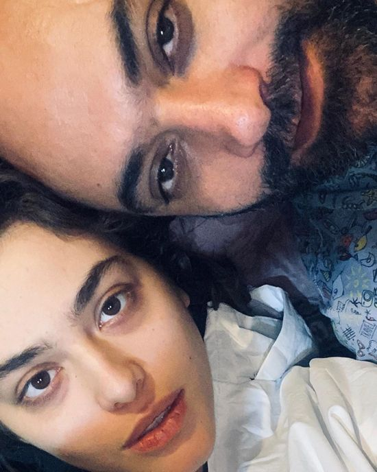 ریحانه پارسا و همسرش مهدی کوشکی، همسر ریحانه پارسا