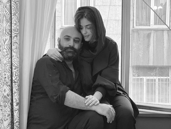 ریحانه پارسا و همسرش مهدی کوشکی