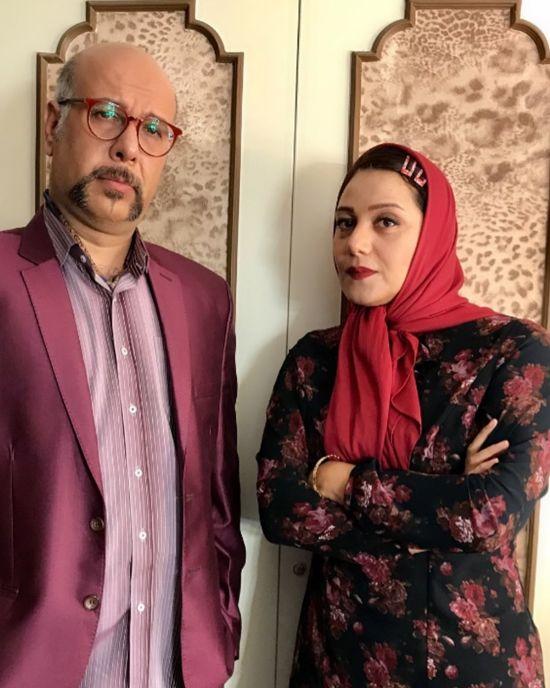 شبنم مقدمی و محمد بحرانی