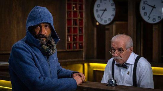 هادی حجازی فر در فیلم شاه کش
