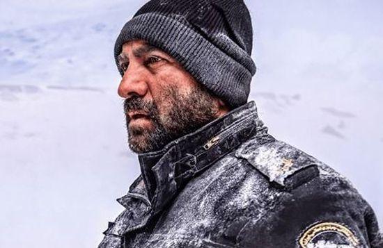 مجید صالحی در فیلم شاه کش
