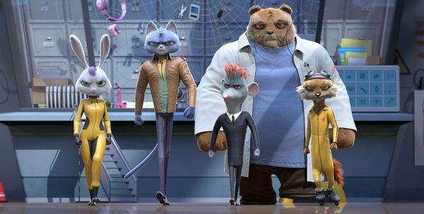 انیمیشن Spycies 2019
