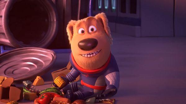 انیمیشن استار داگ و توربو کت