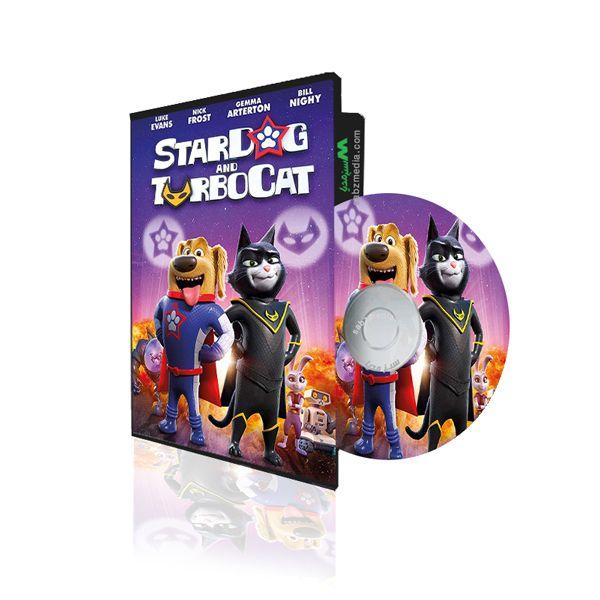دانلود انیمیشن استار داگ و توربو کت 2019 | StarDog and TurboCat 2019