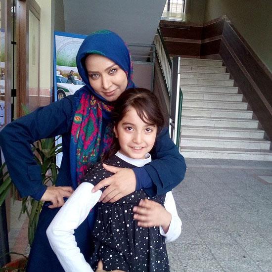 اینستاگرام روژان تقی زاده