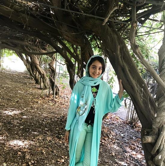 عکس های جدید روژان تقی زاده