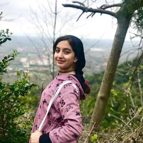 سن روژان تقی زاده