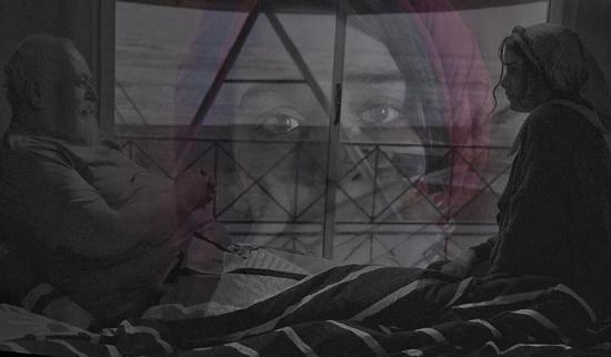 پادینا کیانی در فیلم کوتاه شب