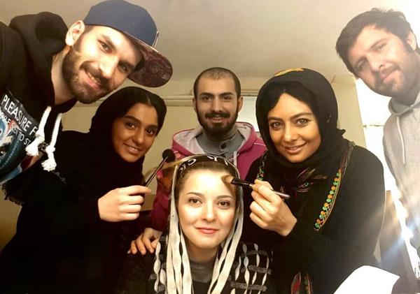 روژین رحیمی طهرانی در فیلم کارگر ساده نیازمندیم