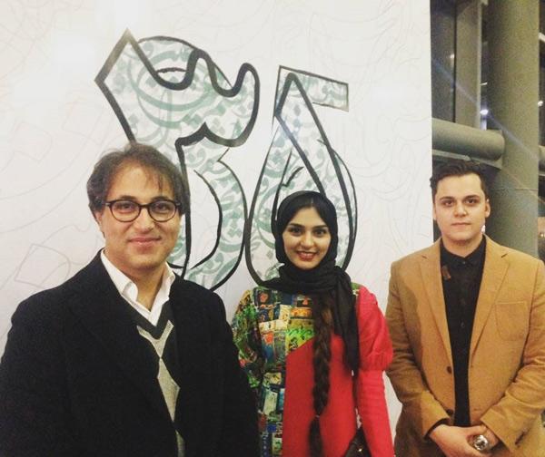 اینستاگرام روژین رحیمی طهرانی