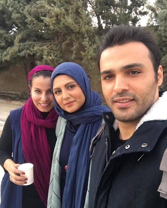 همسر سامان صفاری
