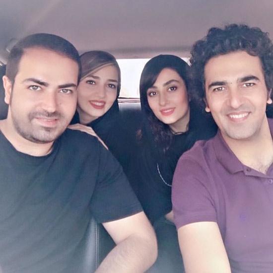 عکس های جدید حامد احمدجو