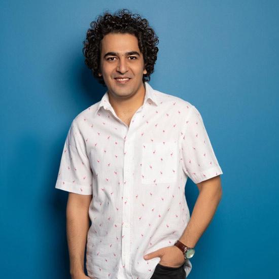 بیوگرافی حامد احمدجو