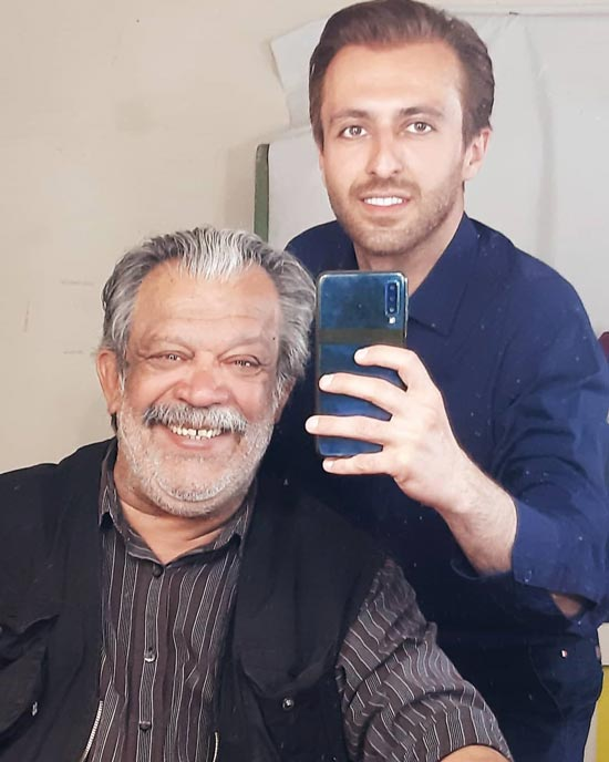 حسام محمودی و حسن پور شیرازی
