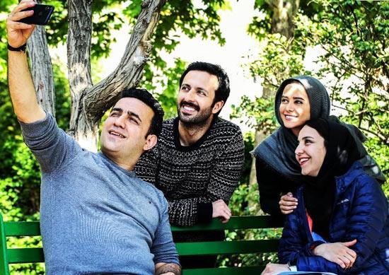 عکس های جدید حسام محمودی