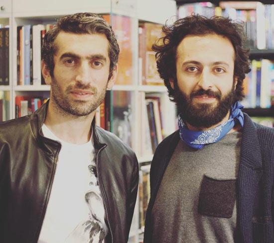 حسام محمودی و مجتبی جباری