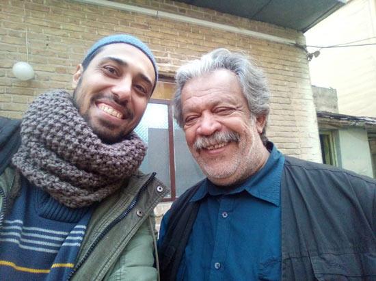 امیرحسین طاهری و حسن پورشیرازی