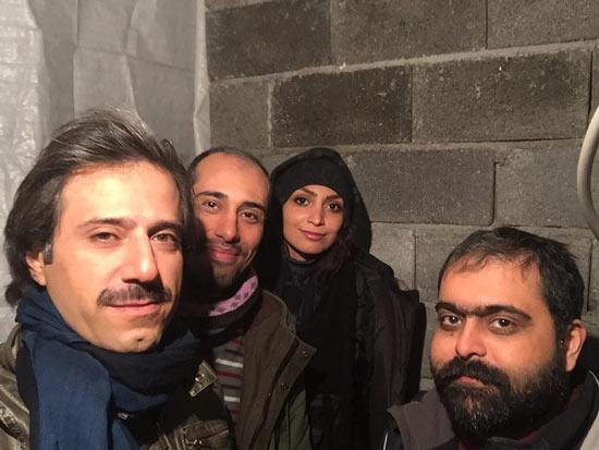 امیرحسین طاهری اینستاگرام