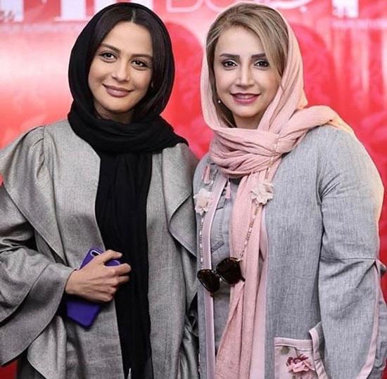 مارال فرجاد و شبنم قلی خانی