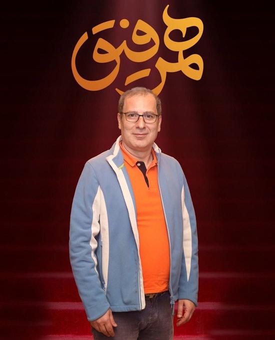 برنامه همرفیق قسمت بیست و نهم با حضور رامین ناصر نصیر